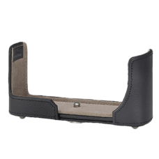Кожаный чехол Olympus CS-10B для PEN E-P1 и E-P2 черный (N3606700)