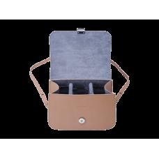 Кожаная плечевая сумка Olympus Just Nude (E0410224)