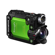 Экшн-камера Olympus Tough TG-Tracker зеленая (V104180EE000)