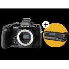 Фотоаппарат Olympus OM-D E-M1 Body черный (V207010BE000)