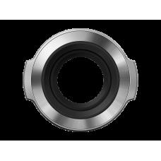Автоматическая крышка Olympus LC-37C для объектива 14-42 EZ серебристая (V325373SW000)