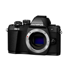 Фотоаппарат Olympus OM-D E-M10 Mark II Body черный (V207050BE000)