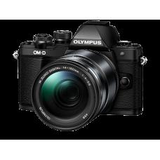 Фотоаппарат Olympus OM-D E-M10 Mark II с 14-150 II черный (V207054BE000)