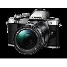 Фотоаппарат Olympus OM-D E-M10 Mark II с 14-150 II серебристый (V207054SE000)