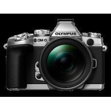 Фотоаппарат Olympus OM-D E-M1 Kit с объективом 12-40 серебристый (V207017SE000)
