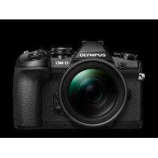 Фотоаппарат Olympus OM-D E-M1 Mark II Kit с объективом 12-40 черный (V207061BE000)