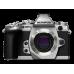 Фотоаппарат Olympus OM-D E-M1 Body серебристый (V207010SE000)