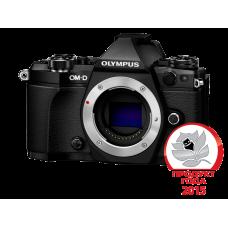 Фотоаппарат Olympus OM-D E-M5 Mark II Body черный (V207040BE000)