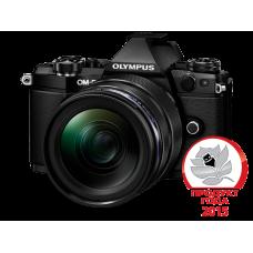 Фотоаппарат Olympus OM-D E-M5 Mark II 1240 Kit с объективом 12-40 1:2.8 черный (V207041BE000)