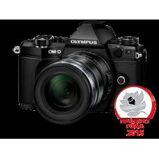 Фотоаппарат Olympus OM-D E-M5 Mark II 1250 Kit с объективом 12-50 1:3.5-6.3 черный (V207042BE000)