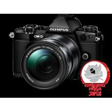 Фотоаппарат Olympus OM-D E-M5 Mark II 1415II Kit с объективом 14-150 1:4-5.6 II черный (V207043BE000)