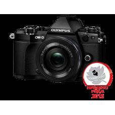 Фотоаппарат Olympus OM-D E-M5 Mark II Pancake Zoom Kit с объективом 14-42 EZ черный (V207044BE000)