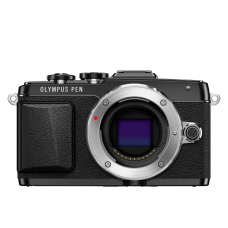 Фотоаппарат Olympus PEN E-PL7 Body черный (V205070BE000)