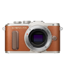 Фотоаппарат Olympus PEN E-PL8 Body коричневый (V205080NE000)