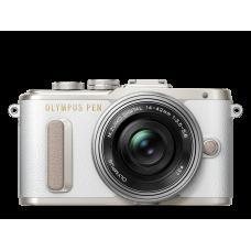 Фотоаппарат Olympus PEN E-PL8 Pancake Kit с 14-42 EZ белый (V205082WE000)