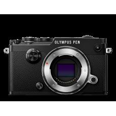 Фотоаппарат Olympus PEN-F Body черный (V204060BE000)