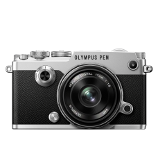 Фотоаппарат Olympus PEN-F 1718 Kit с объективом 17 1:1.8 серебристый (V204063SE000)