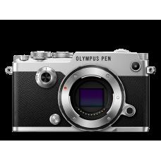 Фотоаппарат Olympus PEN-F Body серебристый (V204060SE000)