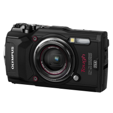 Фотоаппарат Olympus Tough TG-5 черный (V104190BE000)