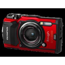 Фотоаппарат Olympus Tough TG-5 красный (V104190RE000)